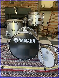 Yamaha Manu Katche Hip Gig Drumset