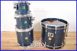 Yamaha Maple Custom Absolute 4 piece drum set kit near MINT! -used drums for sale