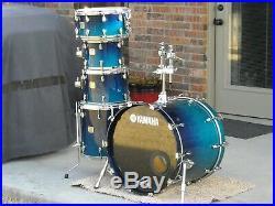 Yamaha Maple Custom Absolute Nouveau drum set Sakae family Japan Great tone
