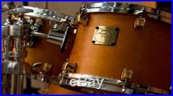 Yamaha Maple Custom Vintage Natural Drum Set Kit