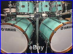 yamaha recording custom bass drum