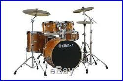 Yamaha Stage Custom Birch 5-Piece Standard Drum Set SBP2F50HA (Used)