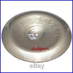 Zildjian A0612 12 Oriental China Trash Drumset Cymbal High Profile Used