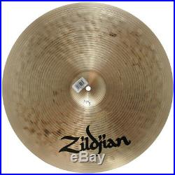 Zildjian K1067 17 K Constantinople Crash Drumset Bronze Cymbal Cut Bal Used